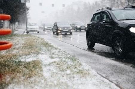 Вождение при неблагоприятных погодных условиях